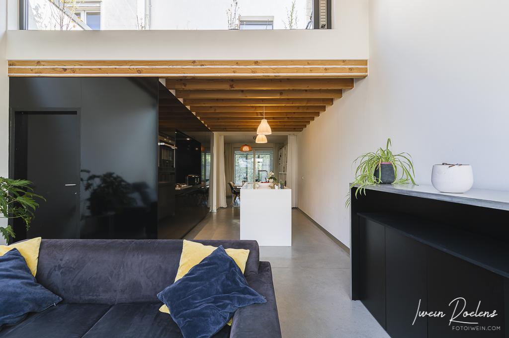 Interieur vastgoedshoot Gent